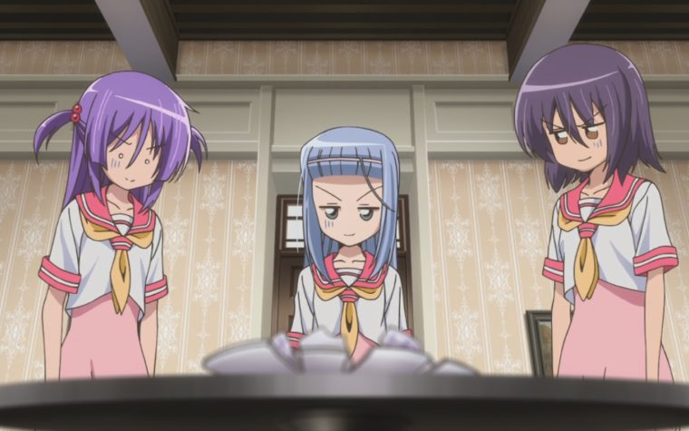 07 – Hayate no Gotoku! Can't take my eyes off you #03